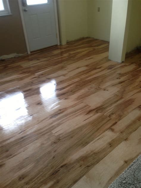 Cool Flooring Ideas The Finish Of The Plywood Floor Only Cost 100 00 Dollars Total Decorating