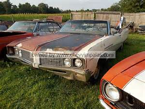 Buick Electra 225 Parts 1968 Buick Electra 225 Convertible For Sale Creston Ohio