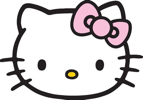 hello kitty template out of darkness
