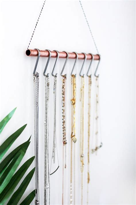 25 best ideas about necklace hanger on diy