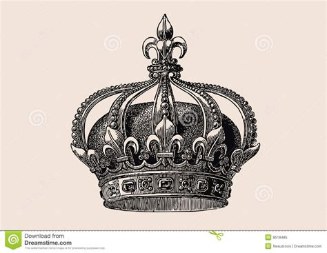 crown of the house bourbon royalty free stock photo
