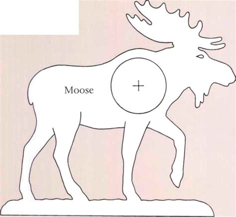 How Do I Make A Decorative Shelf With An Attractive Support Bracket Scroll Saw Moose Cut Out Template