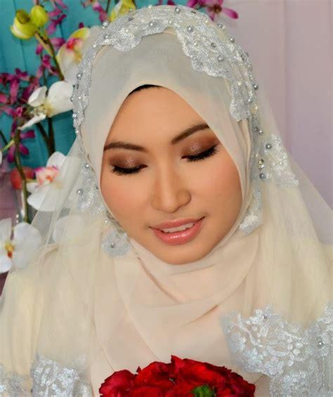 Make Up Untuk Tunang Makeup Pengantin Muslimah Makeup Vidalondon