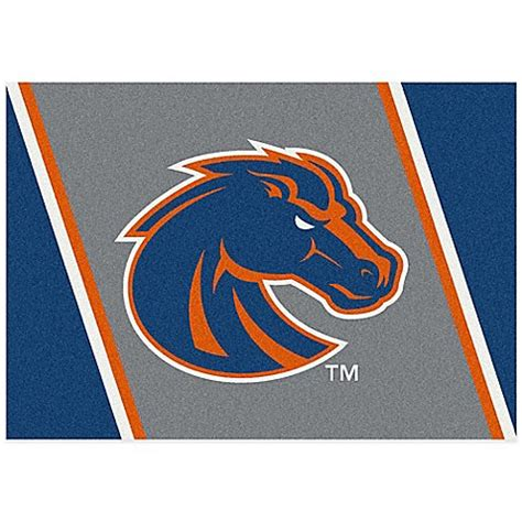 bed bath and beyond boise boise state university spirit rug bed bath beyond