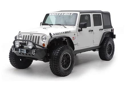 Jeep Xj Bull Bar Smittybilt 76811 Xrc Front Bull Bar Fits 84 01