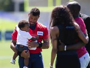 and sons trainer ciara brings baby future to wilson s c