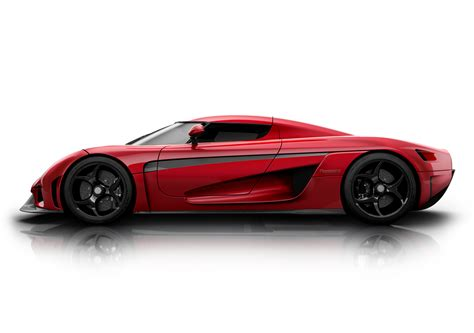 Koenigsegg Presents Production Spec Regera Agera