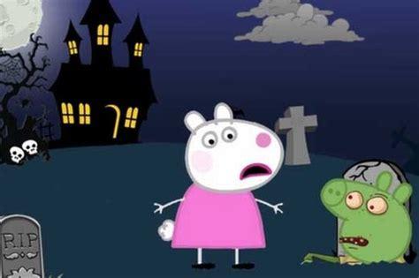 spoof episodes  peppa pig trick children  watching