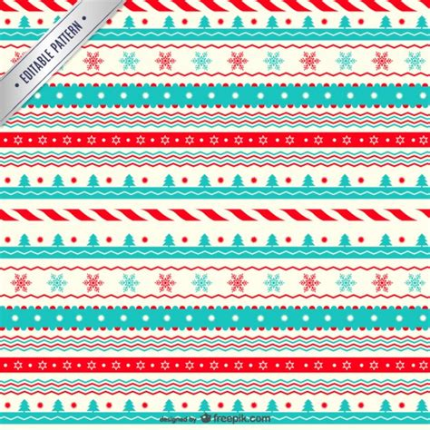 xmas pattern vector classic christmas pattern vector free download