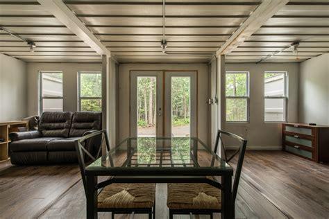 Quonset Hut Homes Floor Plans by Visite Priv 233 E D Une Maison Container