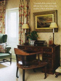 mark gillette interior design english country house french country cottage christmas decor cottage classic