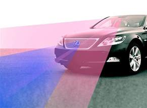 Lexus Pre Collision Study Of Adas Sensors To Increase Adaptability For Wide