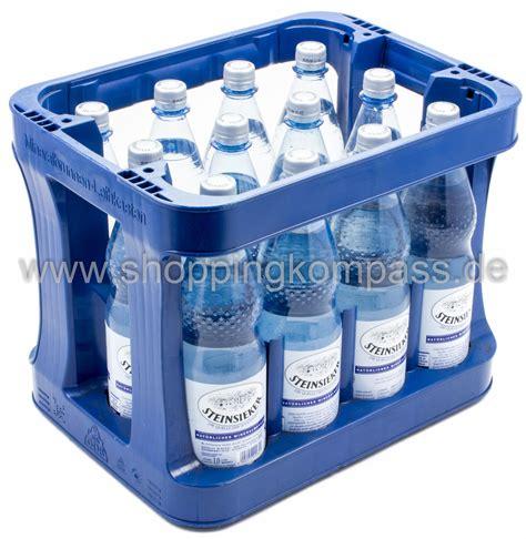 1 kasten wasser mineralwasser steinsieker mineralwasser classic kasten