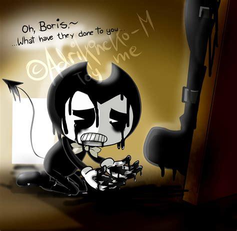 why is my computer fan so loud bendy and the ink machine fan art dead boris by