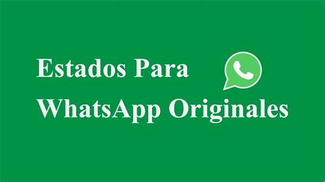 imagenes que hablan para whatsapp estados para whatsapp originales youtube