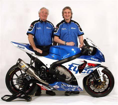 Tas Suzuki Tas Racing Join Forces With Tyco Security Products Cia