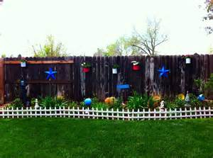 Ideas For Decorative Garden Fence Decorative Garden Fencing Uk Decoration