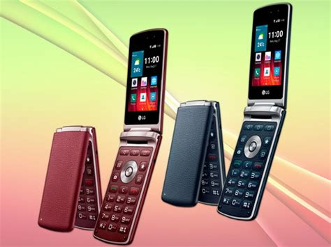 Hp Flip Lg Wine Smart lg wine smart flip smartphone kommt nach europa