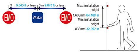 Lu Emergency Panasonic emergency stop switch sg e1 automation controls