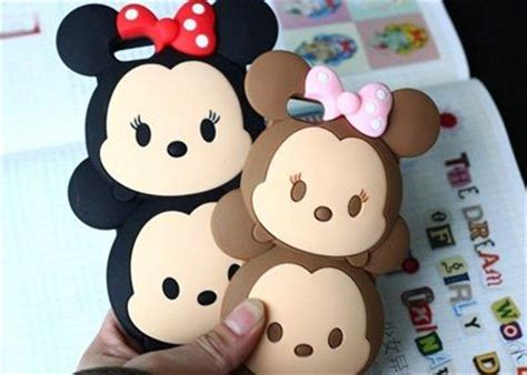 Exlusive Soft Samsung Galaxy S5 Casing Hp Silikon Armor Stan s 9 90 chocoolaete minnie mouse tsum tsum silicon mobile