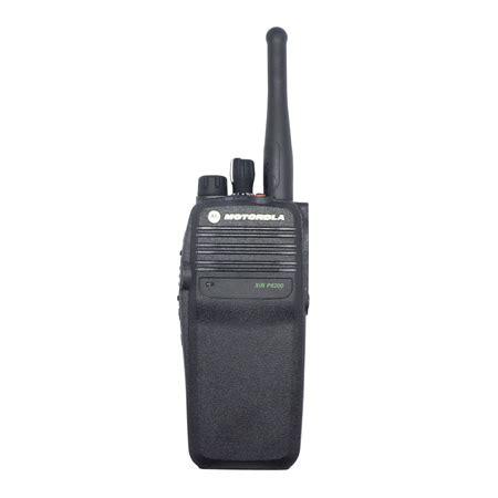 Motorola Mototrbo Xir M3688 Mobile Radio Analog Digital 45w Vhf radii teknologi marine electronics communication provider