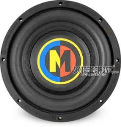 memphis  md md  series  dual  ohm subwoofer