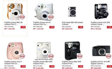 Kertas Kamera Polaroid Fujifilm harga kamera polaroid untuk hobi foto unik anda idola teknologi