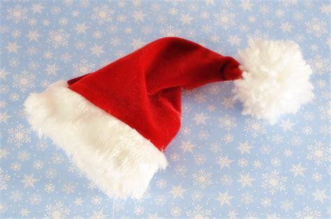 free pattern mini santa hats sweetbriar sisters