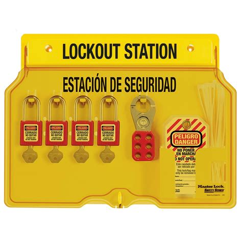 Safety Padlock No 420 model no 1482bp410es master lock