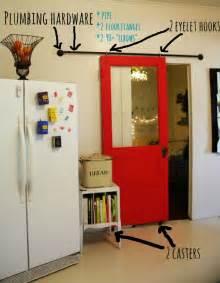 How To Make Sliding Closet Doors Remodelaholic 35 Diy Barn Doors Rolling Door Hardware Ideas
