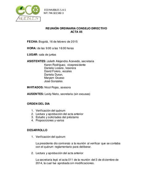 machote de acta administrativa acta administrativa para imprimir actas administrativas