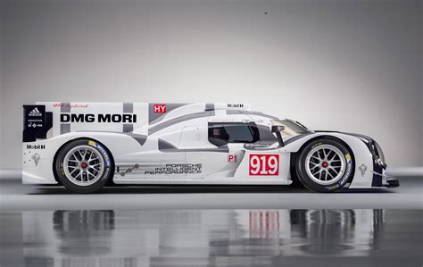 Porsche 919 Specs by Porsche 919 Hybrid Mk I Laptimes Specs Performance Data