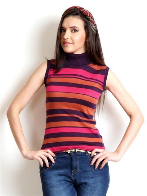 Jeans tops for ladies online