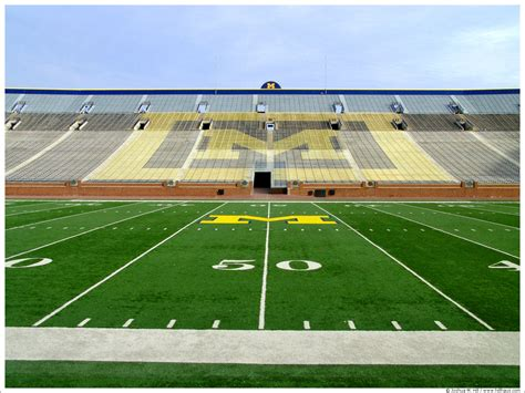 Where Is The Big House by Michigan Stadium Quot The Big House Quot