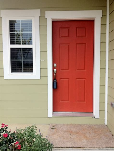blue house orange door 1000 ideas about tan house on pinterest blue shutters front steps and front door steps