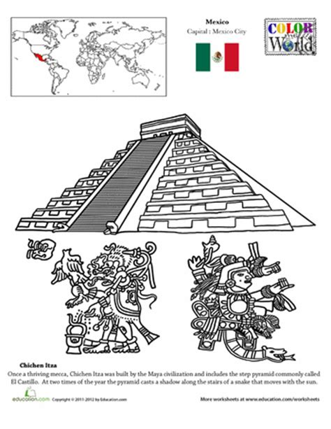 osaka castle coloring page color the world coloring pages education com