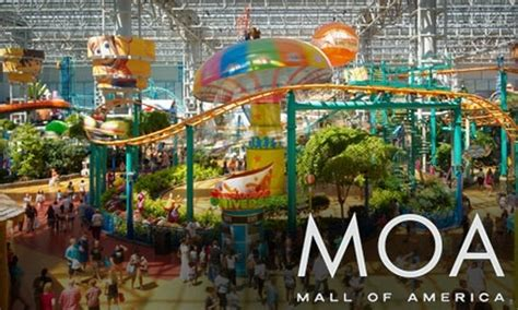 nickelodeon universe in bloomington minnesota groupon