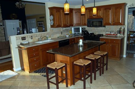 Kitchen Island Seating For 4 | island seating for 4 spectacular kitchen island designs