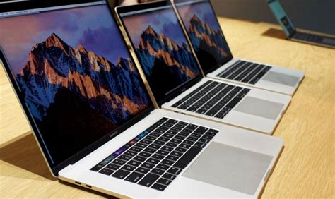 new macbook pro on touch bar is not a gimmick