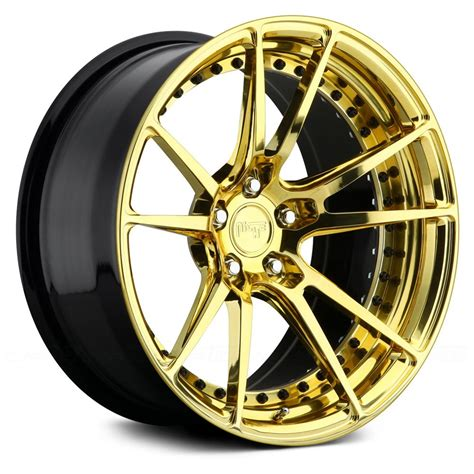 Handmade Wheels - niche 174 grand prix 2pc forged series wheels custom rims