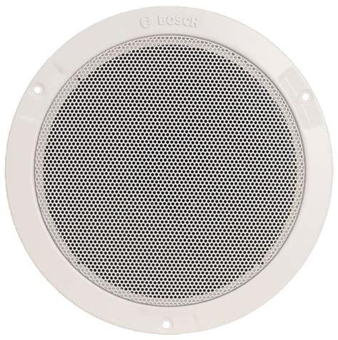 10 Ceiling Speakers by Bosch Lhm0606 00 Us 6 Watt Cost Effective Ceiling Speakers