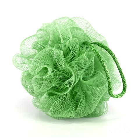 Shower Puff by Shower Sponges Frugal