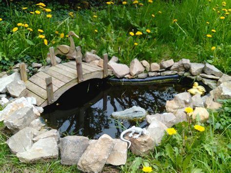 Wie Lege Ich Einen Garten An by Kreativrebell Garten Kleiner Gartenteich