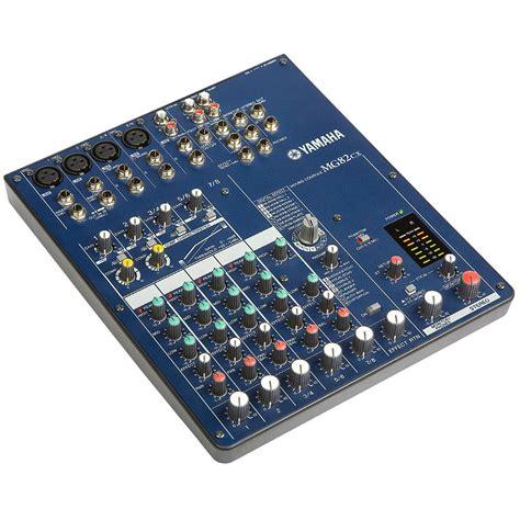 Mixer Yamaha Mg yamaha mg 82 cx 171 mixer