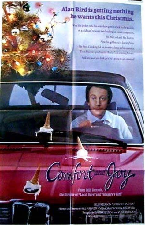 comfort and joy movie 1984 comfort and joy 1984 movie