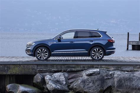 2019 Vw Touareg Tdi by Rijtest Volkswagen Touareg 3 0 Tdi 2019 Autofans