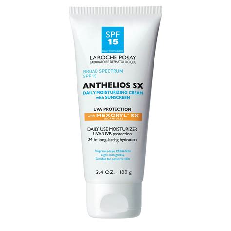Lotion Lla la roche posay anthelios sx daily moisturizing with sunscreen