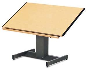 Motorized Drafting Table Electric Drafting Table Pictures To Pin On Pinsdaddy