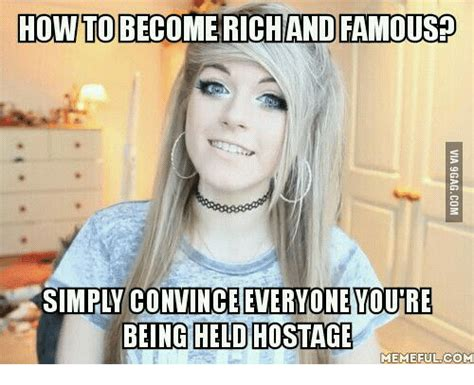 How To Become A Meme - how to become richand famous simply convince everyone