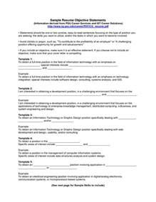 15 Top Resume Objectives Exles by Resume Objectives Resume Objective Exles 15 Top Resume Student Resume Template